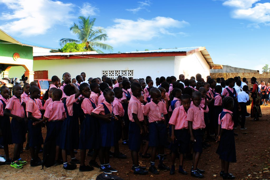 Second Chance Christian Academy - Best School in Liberia